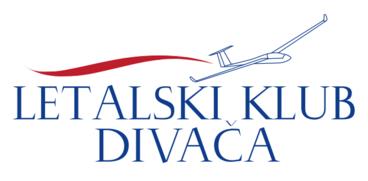 Kraški Letalski Center - Divača Logo